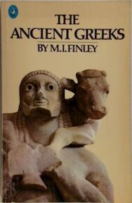 The ancient Greeks - M. I. Finley (ISBN 9780140208122)