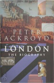 London - Peter Ackroyd (ISBN 9781856197168)