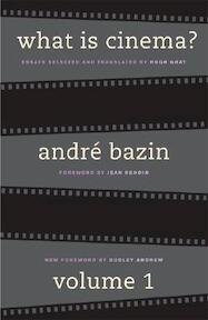 What is Cinema? - Andre Bazin (ISBN 9780520242272)