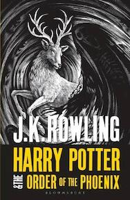 Harry potter (05): harry potter and the order of the phoenix (adult paperback)