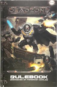 Deadzone rulebook (ISBN 9780993198465)