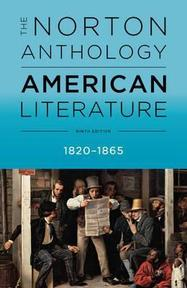 The Norton Anthology of American Literature - Robert S. Levine (ISBN 9780393264470)
