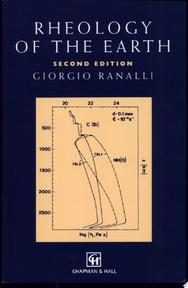 Rheology of the Earth - Giorgio Ranalli (ISBN 9780412546709)