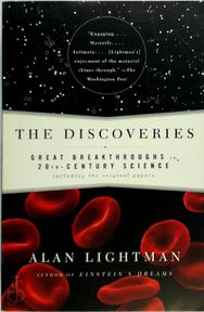 The Discoveries - Alan Lightman (ISBN 9780375713453)