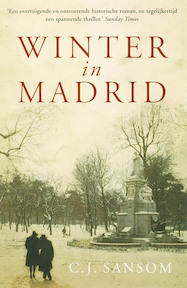 Winter in Madrid - C.J. Sansom (ISBN 9789026111297)