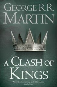 Song of ice and fire (02): clash of kings - George R. R. Martin (ISBN 9780006479895)
