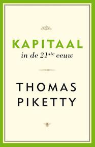 Kapitaal in de 21e eeuw - Thomas Piketty (ISBN 9789023489191)