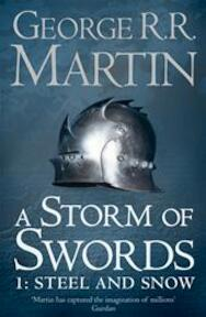 Song of ice and fire (03 part 01): storm of swords - Martin G (ISBN 9780007447848)