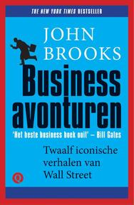 Businessavonturen - John Brooks (ISBN 9789021457321)