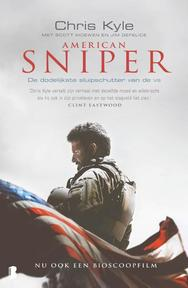 American sniper - Chris Kyle, Scott McEwen, Jim DeFelice (ISBN 9789022573464)