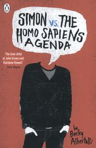 Simon vs the Homo Sapiens Agenda - becky albertalli (ISBN 9780141356099)