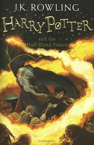 Harry Potter and the half-Blood Prince - J K Rowling (ISBN 9781408855942)
