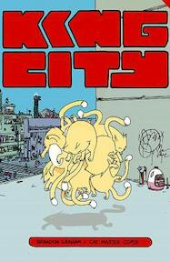 King City - Brandon Graham (ISBN 9781607065104)