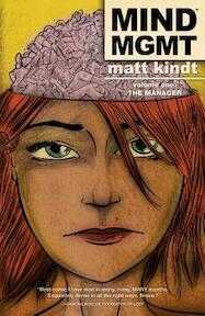 MIND MGMT 1. The Manager - Matt Kindt (ISBN 9781595827975)