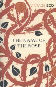 Name of the Rose - umberto eco (ISBN 9780099466031)