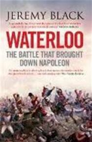 Waterloo - Jeremy Black (ISBN 9781848312333)