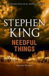 Needful Things - Stephen King (ISBN 9781444707878)