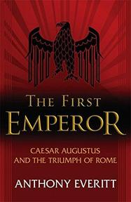 The First Emperor - Anthony Everitt (ISBN 9780719554957)