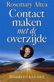 Contact maken met de overzijde - Rosemary Altea (ISBN 9789022541289)
