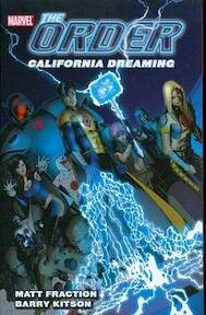 California Dreaming - Matt Fraction, Barry Kitson (ISBN 9780785127963)