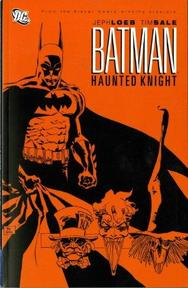 Batman: Haunted Knight - Jeph Loeb, Tim Sale (ISBN 9781848566064)