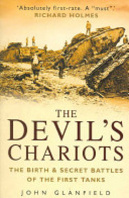 The Devil's Chariots - John Glanfield (ISBN 9780750941525)