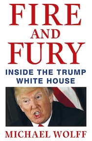 Fire and Fury - Michael Wolff (ISBN 9781408711408)