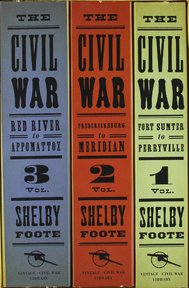 The Civil War - Shelby Foote (ISBN 9780394749136)