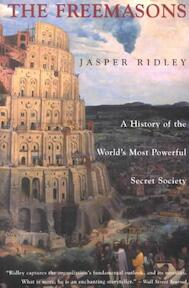The Freemasons - Jasper Ridley (ISBN 9781559706544)