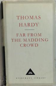 Far from the Madding Crowd - Thomas Hardy (ISBN 9781857150216)