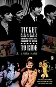 Ticket to ride - Larry Kane (ISBN 9780143034261)