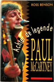 Paul McCartney - Ross Benson, Willem Oorthuizen (ISBN 9789065905505)