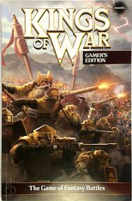 Kings of War rulebook (ISBN 9780993198434)
