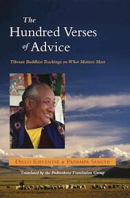 The Hundred Verses of Advice - Dilgo Khyentse, Padama Sangye (ISBN 9781590303412)
