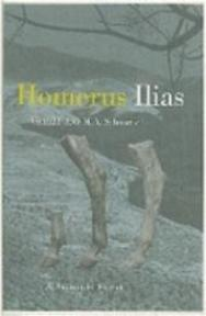 Ilias - Homerus (ISBN 9789025320430)