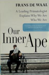 Our Inner Ape - Frans B. M. Waal (ISBN 9781573223126)