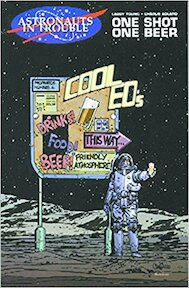 Astronauts in Trouble - Larry Young, Charlie Adlard (ISBN 9780967684758)