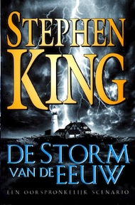 De storm van de eeuw - Stephen King (ISBN 9789024536238)