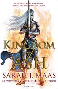 Kingdom of Ash - sarah j. maas (ISBN 9781408872918)