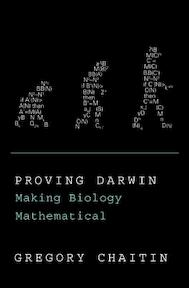 Proving Darwin - Gregory Chaitin (ISBN 9780375423147)
