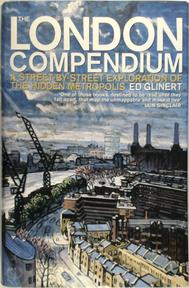 The London Compendium - Ed Glinert (ISBN 9780713996883)