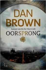 Origin - Dan Brown (ISBN 9789024576791)