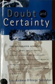 Doubt and Certainty - Tony Rothman, George Sudarshan (ISBN 9120718201696)