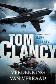 Tom Clancy Verdenking van verraad - Tom Clancy, Mark Greaney (ISBN 9789400505773)