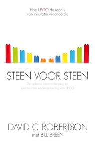 Steen voor steen - David Robertson, Bill Breen (ISBN 9789400502192)