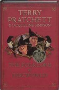 The Folklore of Discworld - Terry Pratchett, Jacqueline Simpson (ISBN 9780385611008)