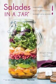 Salades in a jar - Bérengére Abraham (ISBN 9789022332412)