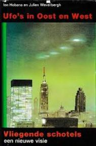 Ufo's in oost en west - Ion Hobana, Julien Weverbergh (ISBN 9789020232578)