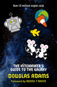 The Hitchhiker's Guide to the Galaxy - Douglas Adams (ISBN 9780330508537)