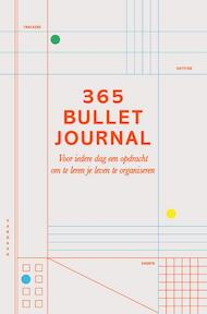 365 bullet journal - Zennor Compton, Marcia Mihotich (ISBN 9789000358403)